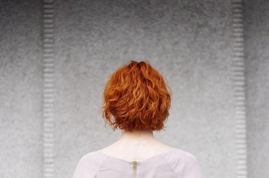 henna vooo orange, copper, přírodní barva na vlasy